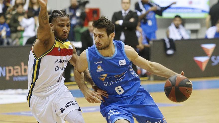 El Iberostar Tenerife se refuerza con Bruno Fitipaldo