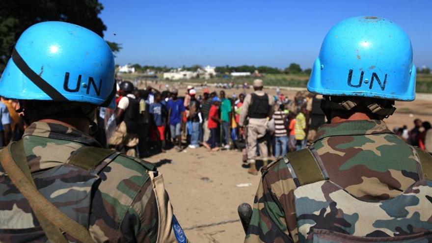 """Acusados de abusos sexuales varios """"cascos azules"""" sudafricanos en la RDC"""