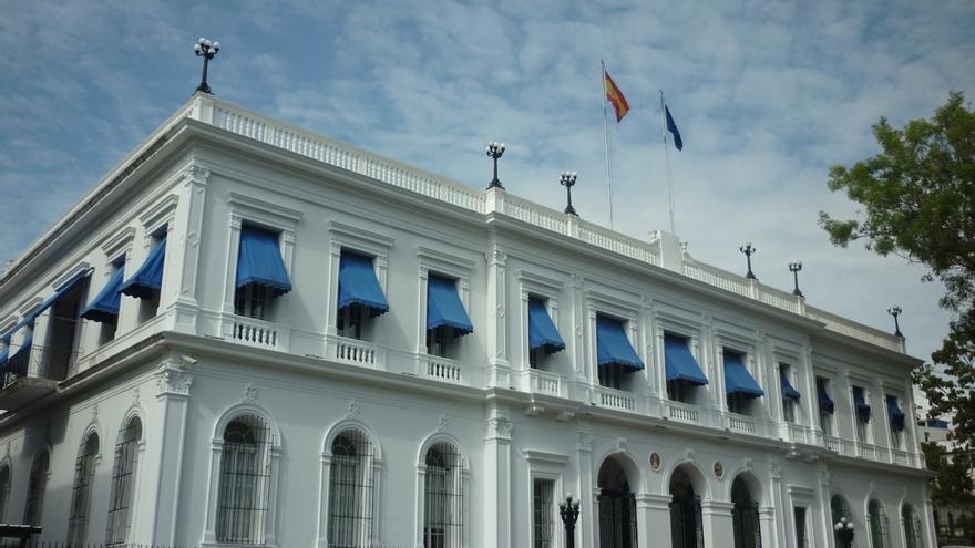 Embajada de España en Panamá
