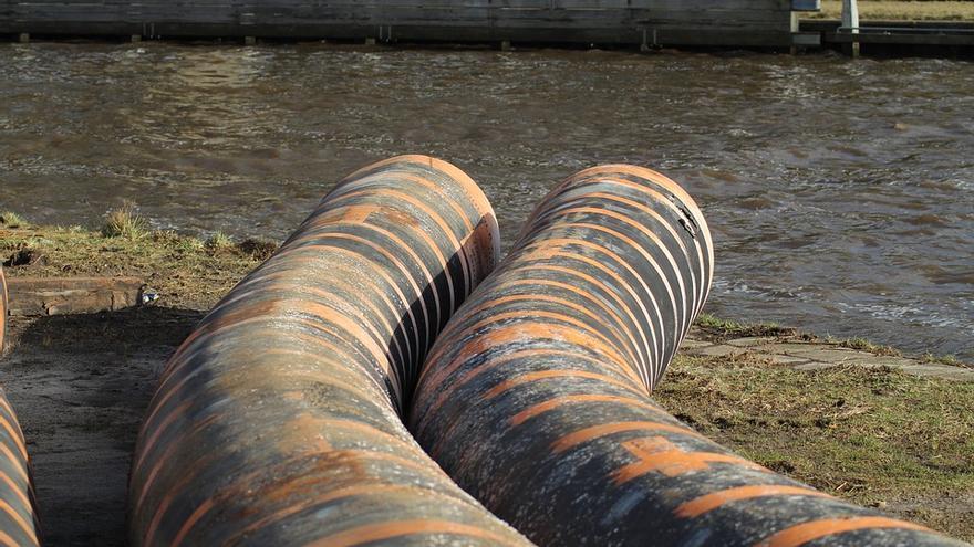 Varios de los núcleos de población del Pirineo afectados por el plan vierten sus aguas residuales directamente a los ríos