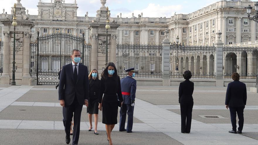 El Estado homenajea hoy a las víctimas del virus y a quienes le han hecho frente