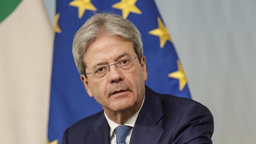 Roma aprueba un decreto para el envío de un dispositivo militar a aguas libias
