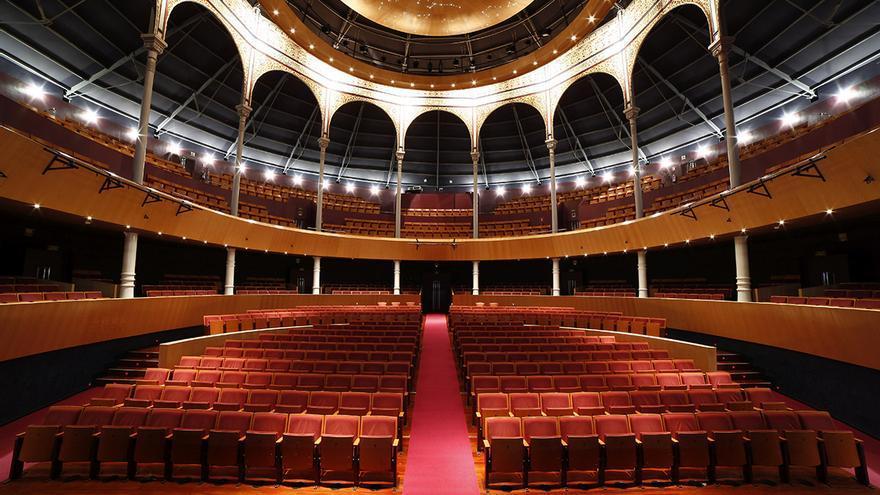 Teatro Circo de Albacete FOTO: Portal Cultura Castilla-La Mancha / JCCM