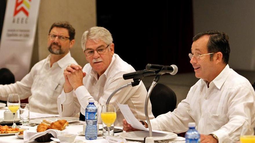 """Dastis: España es """"capaz"""" y quiere apoyar el desarrollo económico de Cuba"""