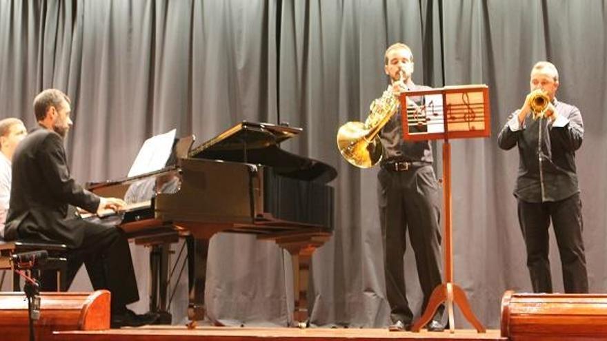 Imagen de un concierto en El Paso.