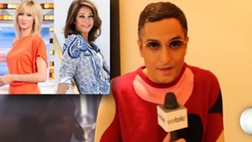 Josie, el estilista de moda, nos examina sin piedad y mucha guasa a famosos y políticos