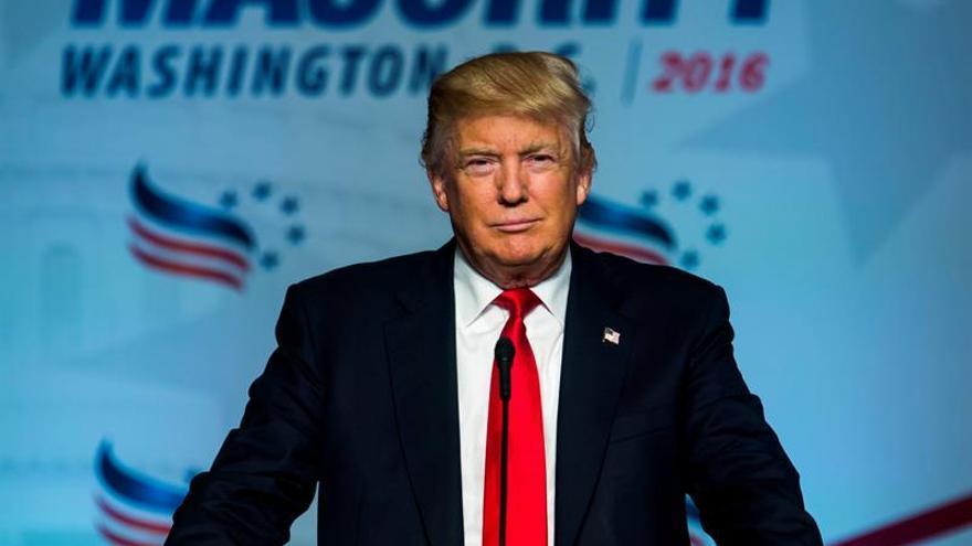 La soledad de Trump, el líder republicano más votado de la historia