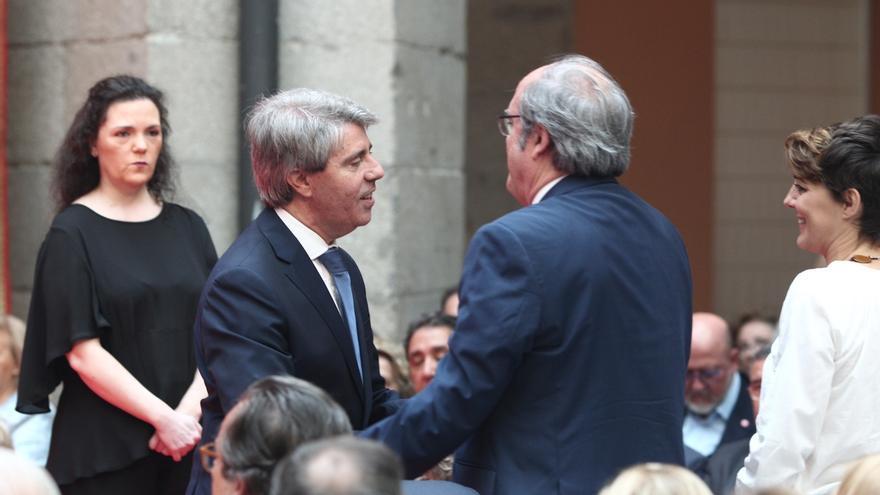 """Gabilondo muestra su disposición a """"colaborar"""" con Garrido, aunque """"no entiende sus políticas"""""""