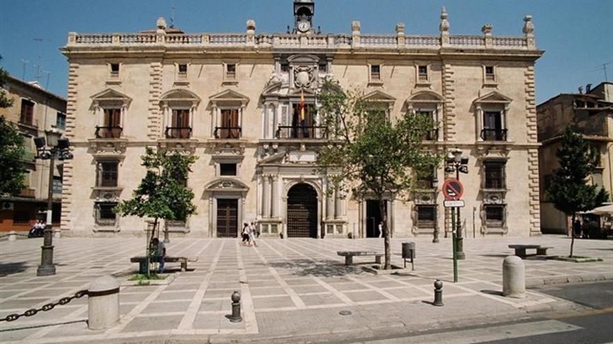 Sede del TSJA en Granada | EP