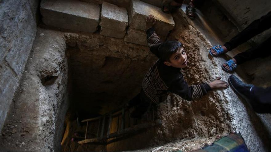 Al menos 4.527 personas murieron en el conflicto en Siria durante octubre