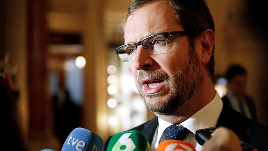 """Maroto: Un PNV moderado podrá pactar con el Gobierno """"sus propuestas"""""""