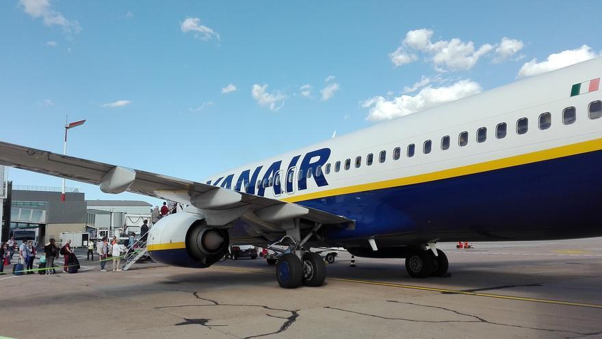 Las dos nuevas rutas serán operadas por Ryanair