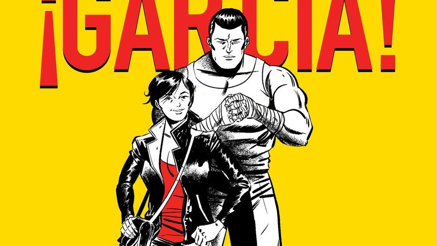 "Portada de ""¡García! 2"""