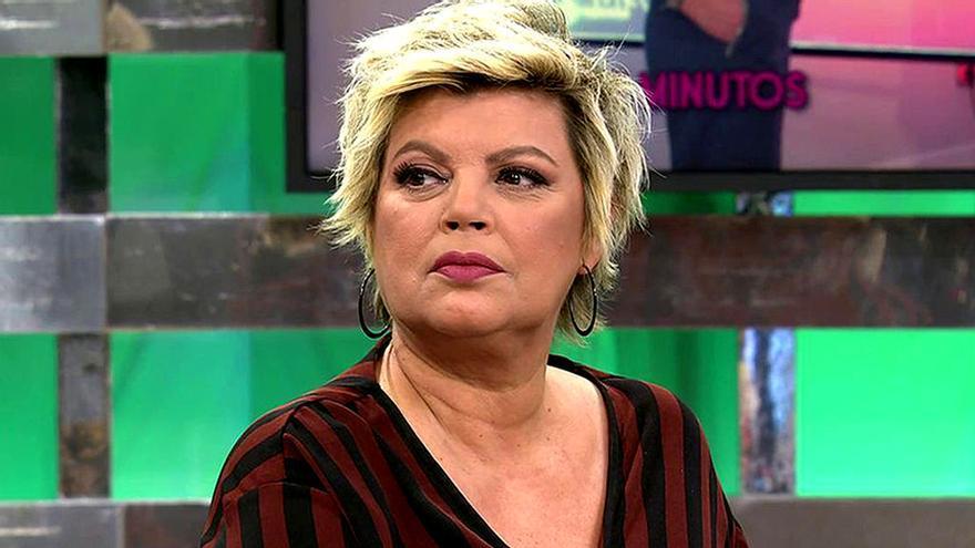 """Terelu Campos dice adiós """"para siempre"""" a 'Sálvame' después de 9 años"""