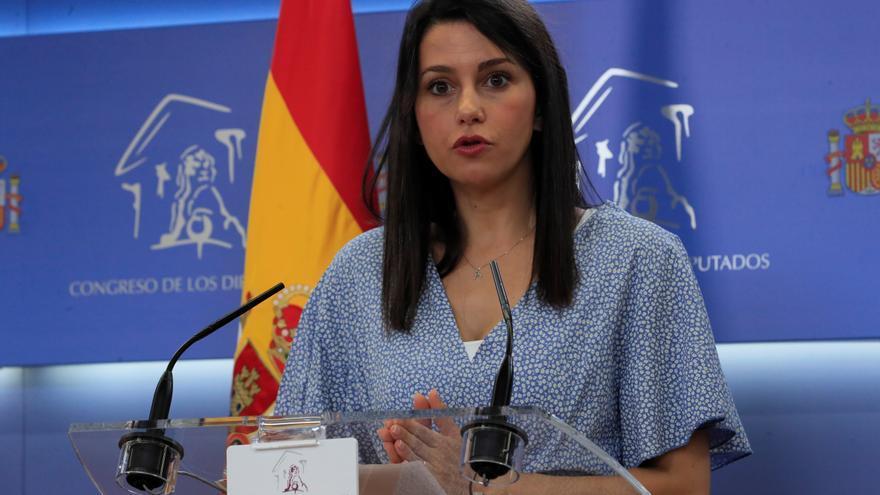 Arrimadas reclama al Gobierno que impida el homenaje al terrorista Parot