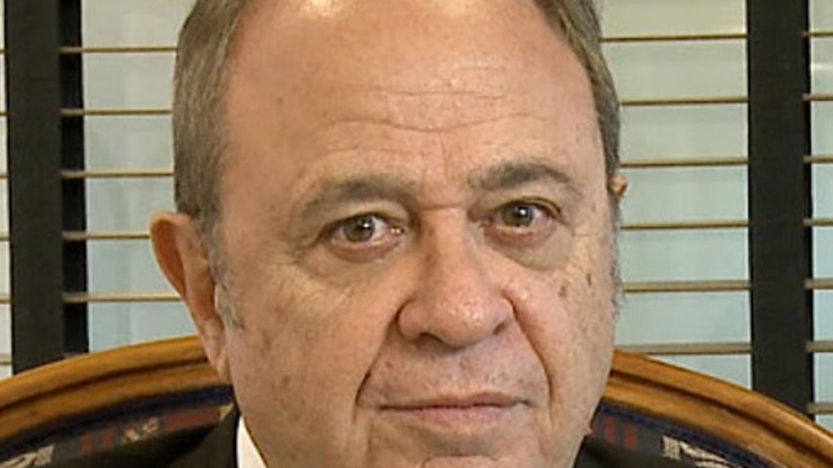 El empresario Alberto Pierri presentó, como dueño de Telecentro, una oferta de 55 millones de dólares