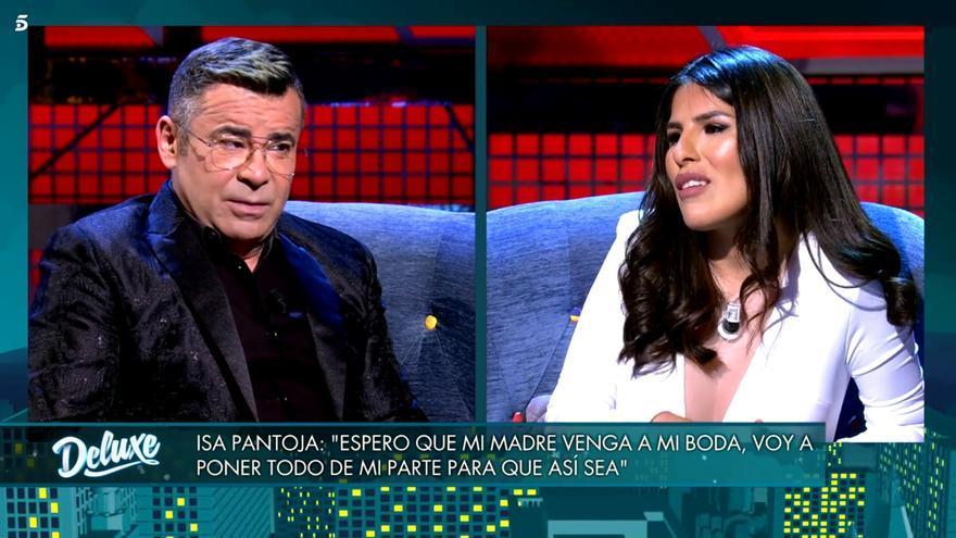 "Jorge Javier, a Isa Pantoja: ""Tu madre te puso verde en una fiesta de Telecinco"""