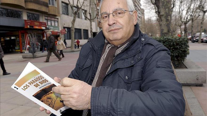 González Torices desgrana en un libro de cuentos los problemas de África