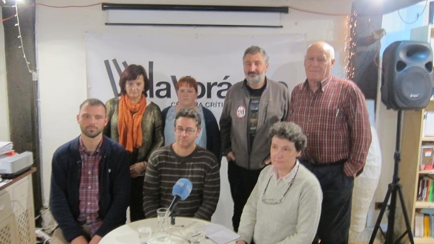 """Se presenta en Cantabria la plataforma Plan B para conseguir una Europa """"más democrática"""""""