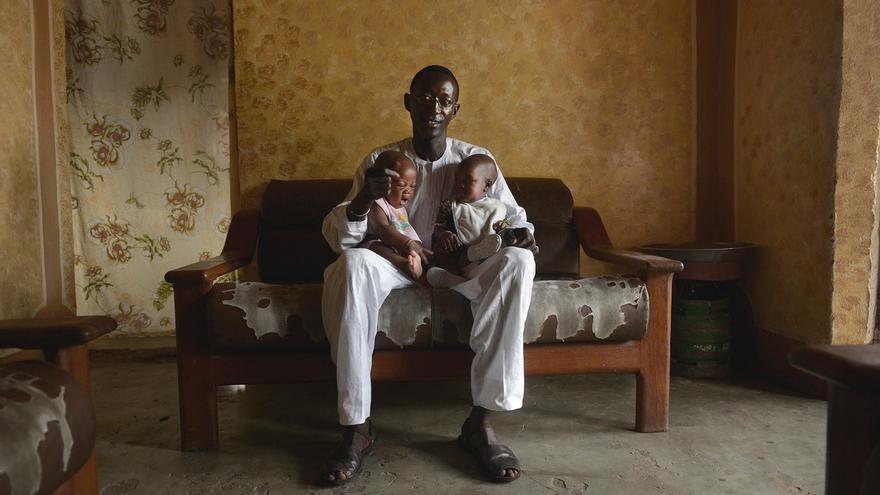 Imagen de la muestra 'Africas: tierras, gentes y realidades' / Foto: Alfons Rodríguez.