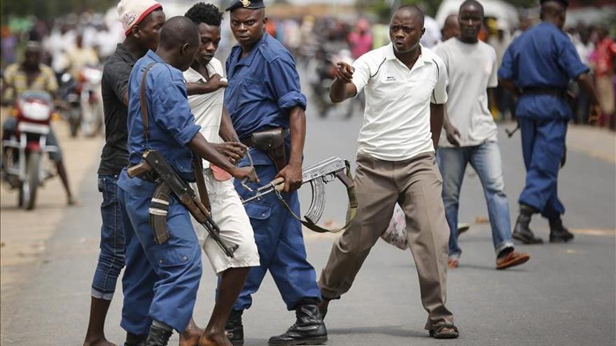 El Gobierno de Burundi retrasa las elecciones presidenciales al 21 de julio