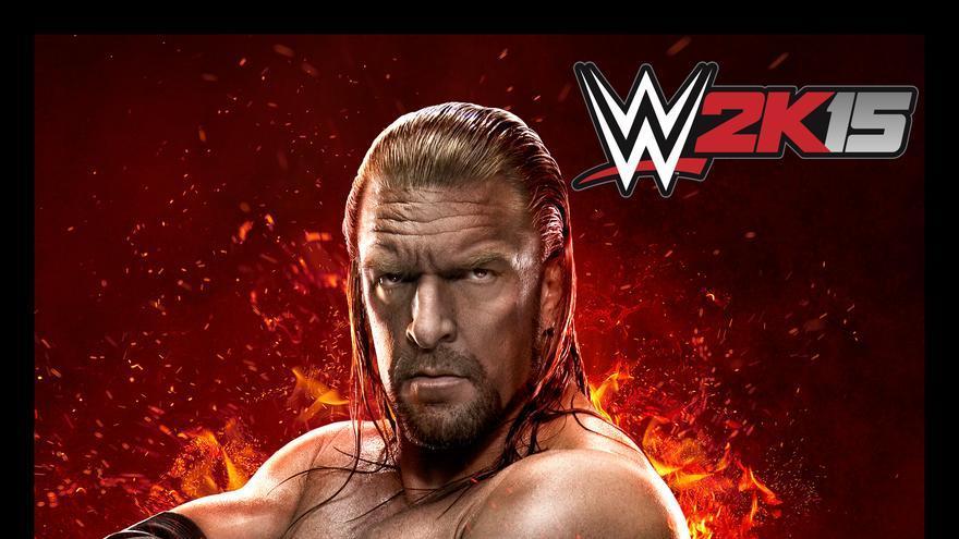 WWE2K15 Triple H