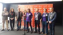 Los responsables de UGT y CCOO respaldan la huelga feminista del 8 de marzo