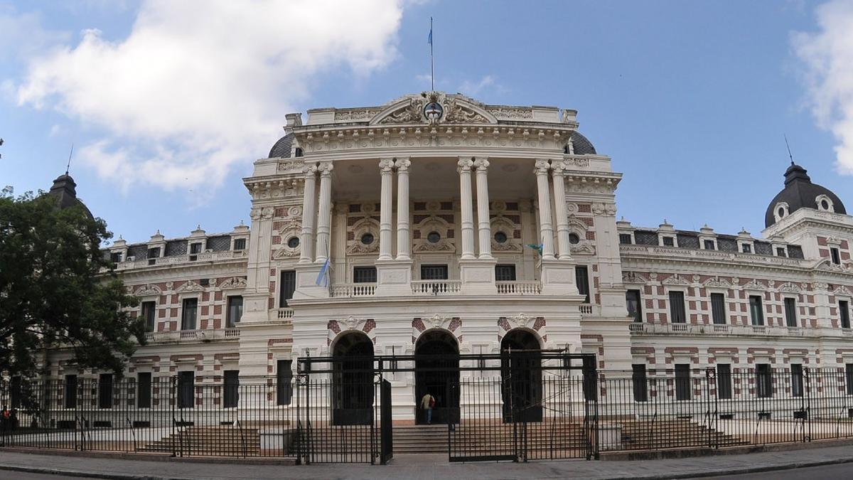 Casa de Gobierno de la Provincia de Buenos Aires, en La Plata