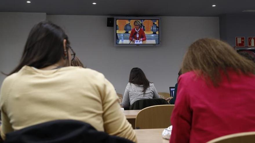 """Aguirre: el exconsejero de Deportes """"me mintió"""" sobre las empresas de Correa"""