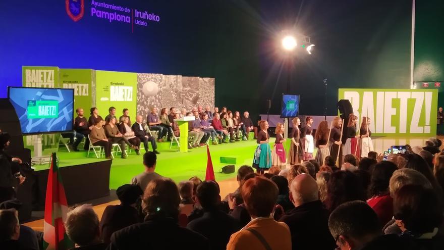 EH Bildu, cierre de campaña electoral