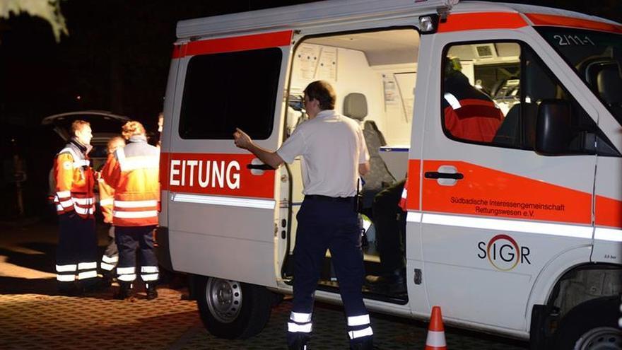 Varios heridos al ser arrollados por un camión en mercadillo navideño Berlín