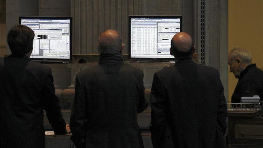La Bolsa española sube el 1,66 por ciento y rompe una racha de tres semanas a la baja