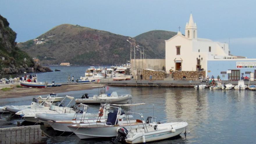 Lipari, Sicilia
