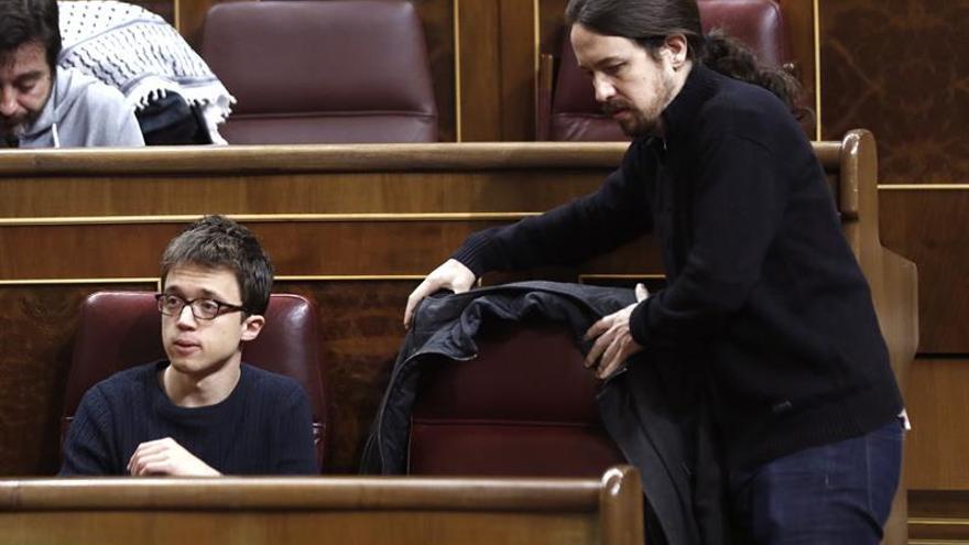 Iglesias convierte Vistalegre II en una disputa con Errejón por el liderazgo