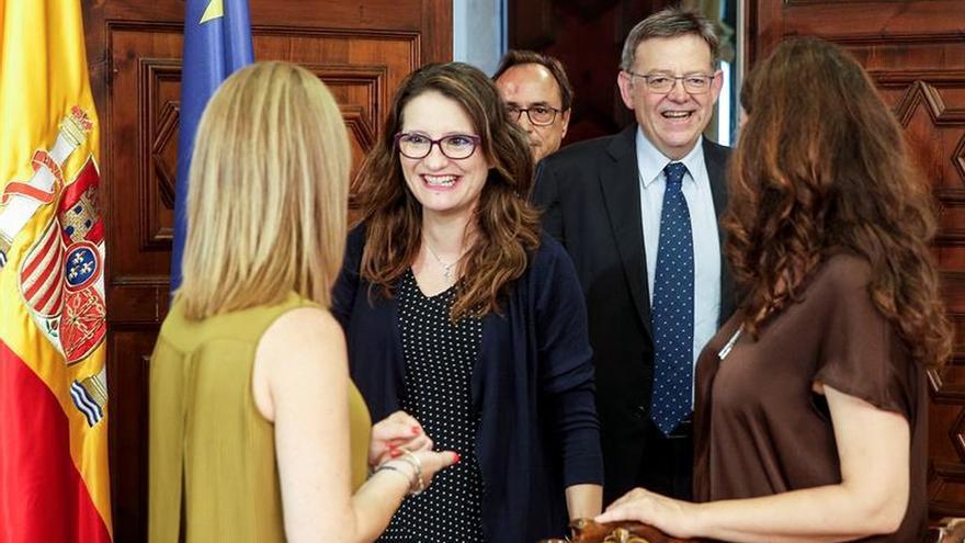 """Puig destaca el """"éxito memorable"""" del congreso del PSPV con más del 70% apoyo"""