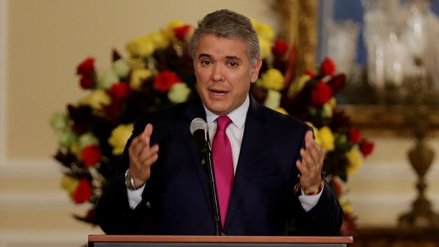 "Duque considera a Maduro el ""Slobodan Milosevic"" de América Latina"