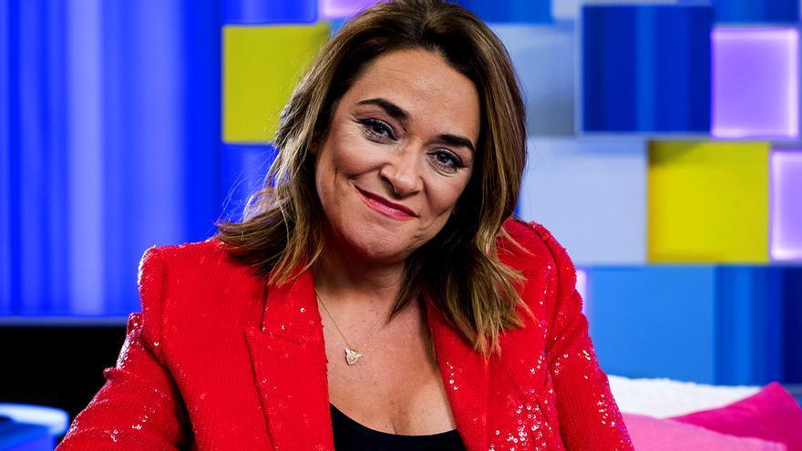 Toñi Moreno en una imagen de archivo