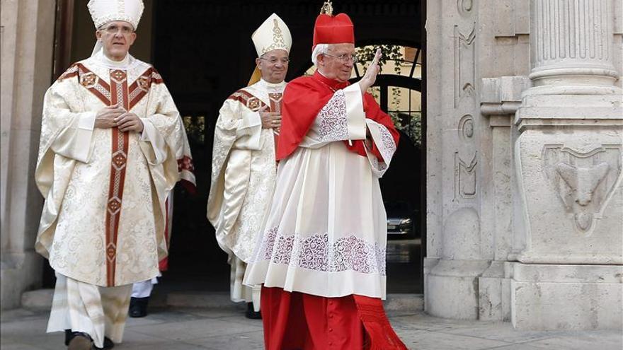 """Cañizares afirma que la fe está siendo sometida """"a pruebas extremas"""""""