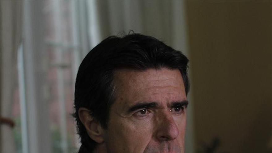 El ministro de Industria, Energía y Turismo, José Manuel Soria. / Efe