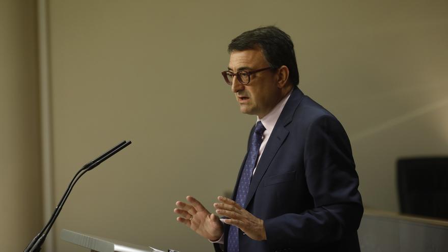 """El PNV apoya el techo de gasto porque en momentos """"importantes"""" suele """"priorizar"""" la estabilidad sobre el """"caos"""""""