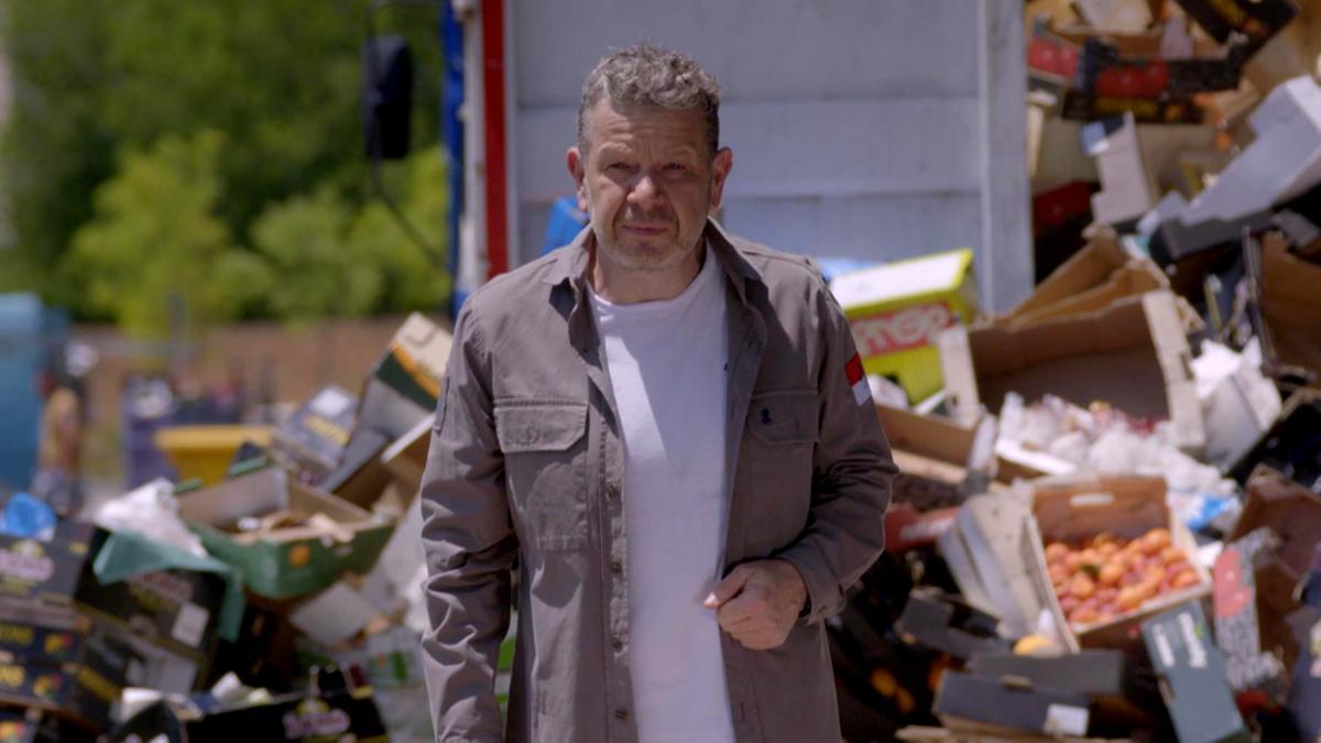 Alberto Chicote en la nueva temporada de '¿Te lo vas a comer?'