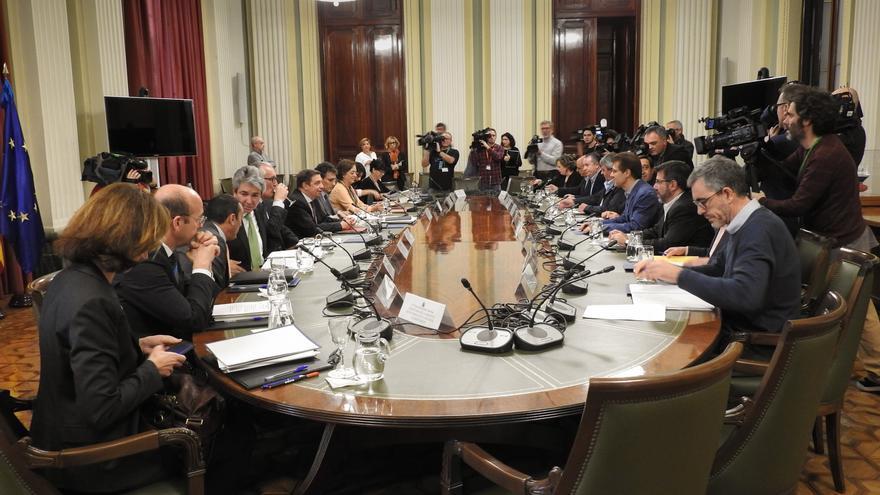 Mesa de diálogo con las organizaciones agrarias
