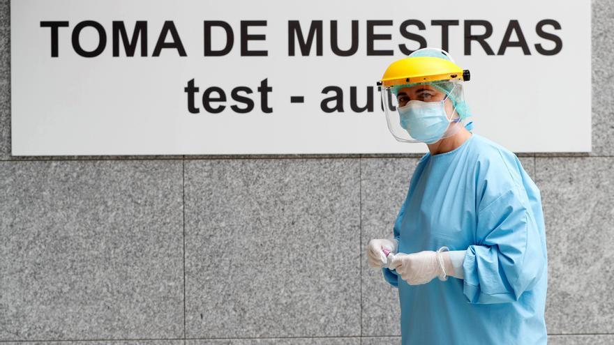 Galicia suma 118 casos activos más y eleva la cifra de contagios a 1.400