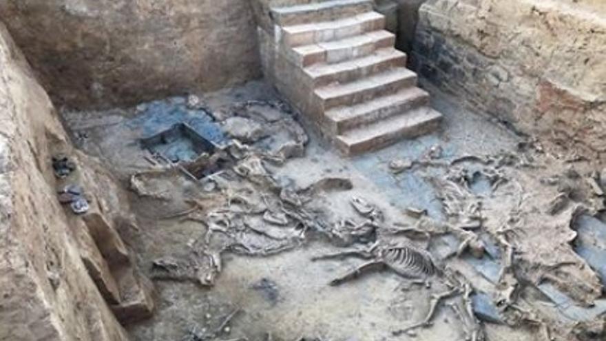Yacimiento Arqueológico de Casas del Turuñuelo (Guareña) / Mérida Consorcio de la Ciudad Monumental