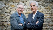 Christian laval (izda) y Pierre Dardot (dcha)