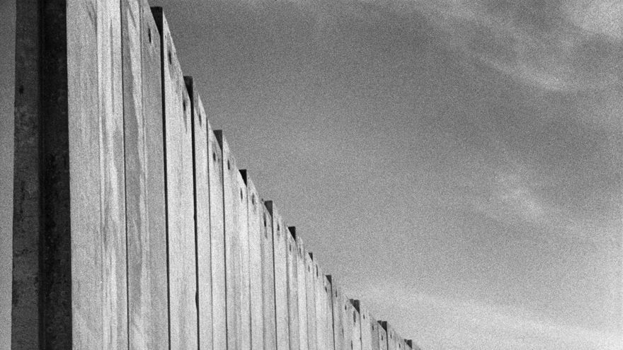 El muro de Cisjordania