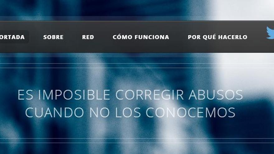 Nace filtra.la, tu plataforma de denuncia anónima (Foto: filtra.la)