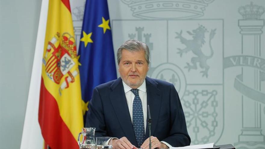 El Gobierno recurriría de inmediato investidura no presencial de Puigdemont