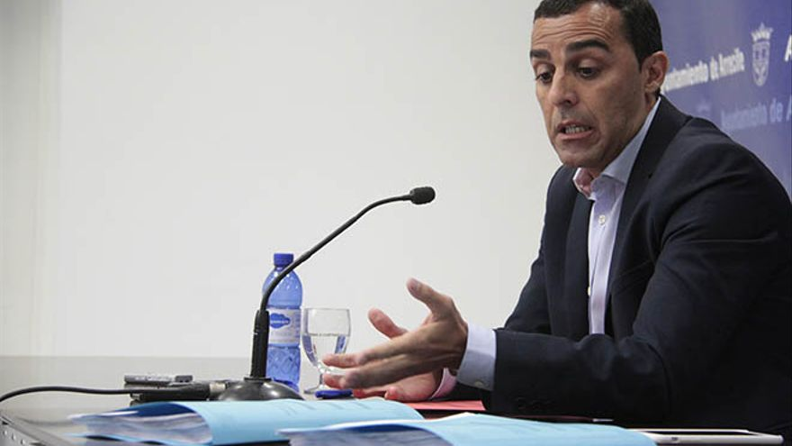 José Montelongo, con los recursos presentados en el caso Montecarlo