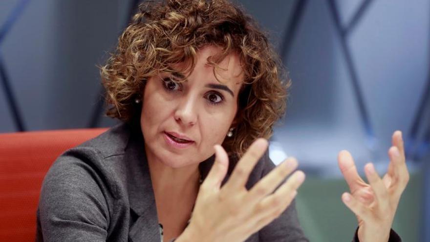La número uno del PP en el Parlamento Europeo, Dolors Montserrat.